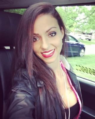 Megan Salinas Selfie